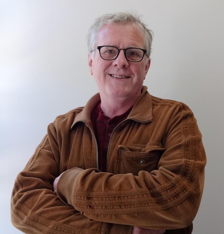 Kevin McLellan at Massage in Corvallis