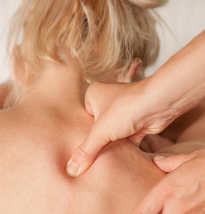 Trigger Point Therapy at Massage in Corvallis